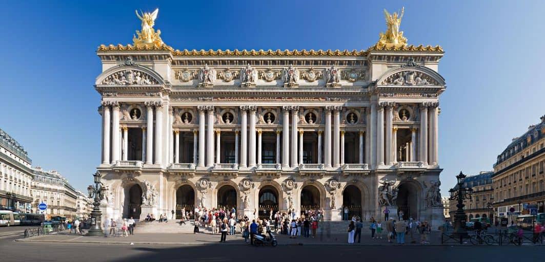 Opera Garnier - París