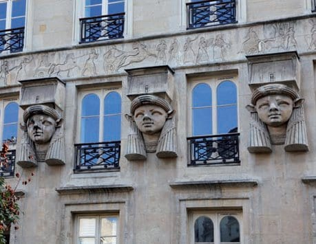 Rue du Caire - Paris