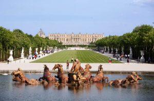 Chateau de Versailles - excrusion Paris