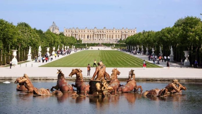 Tagesausflug von Paris zum Schloss Versailles