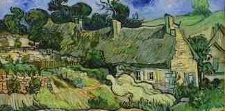 Van Gogh at Auvers sur Oise