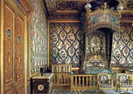 Chateau de Fontainebleau's room