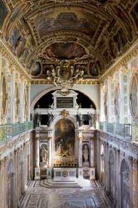 Fontainebleau Chapel
