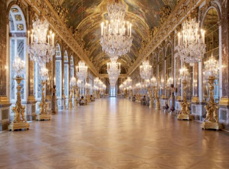 Galerie des Glaces / Hall of Mirrors