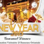 New year eve 2016 at Duplex in Paris
