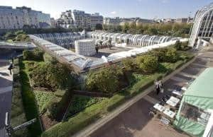 Les Halles Shopping Mall in Paris
