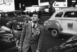 Louis Faurer Photo exhibition in Paris
