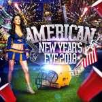 American New Years Eve 2018 in Paris