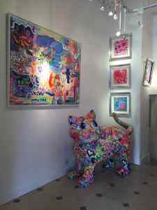 Art Gallery in le Marais