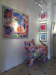 Art Gallery in le Marais