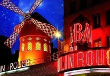 Moulin Rouge Abendessen & Show