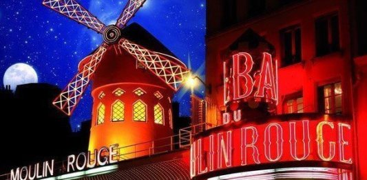 Moulin Rouge Dinner & Show