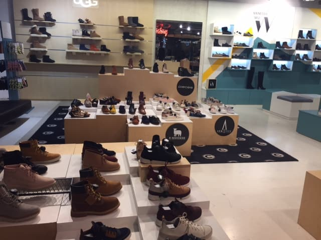 Citadium Shoe Corner