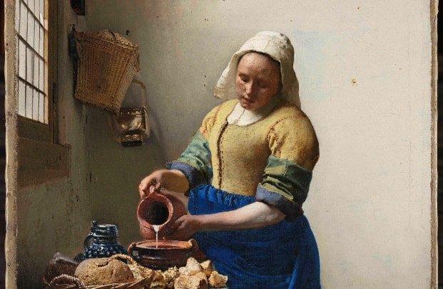 Vermeer Exhibit in Paris 2017