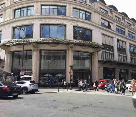 Le bon marché Saint Germain París