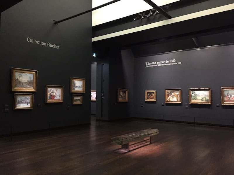 The Gachet and Cézanne Collections