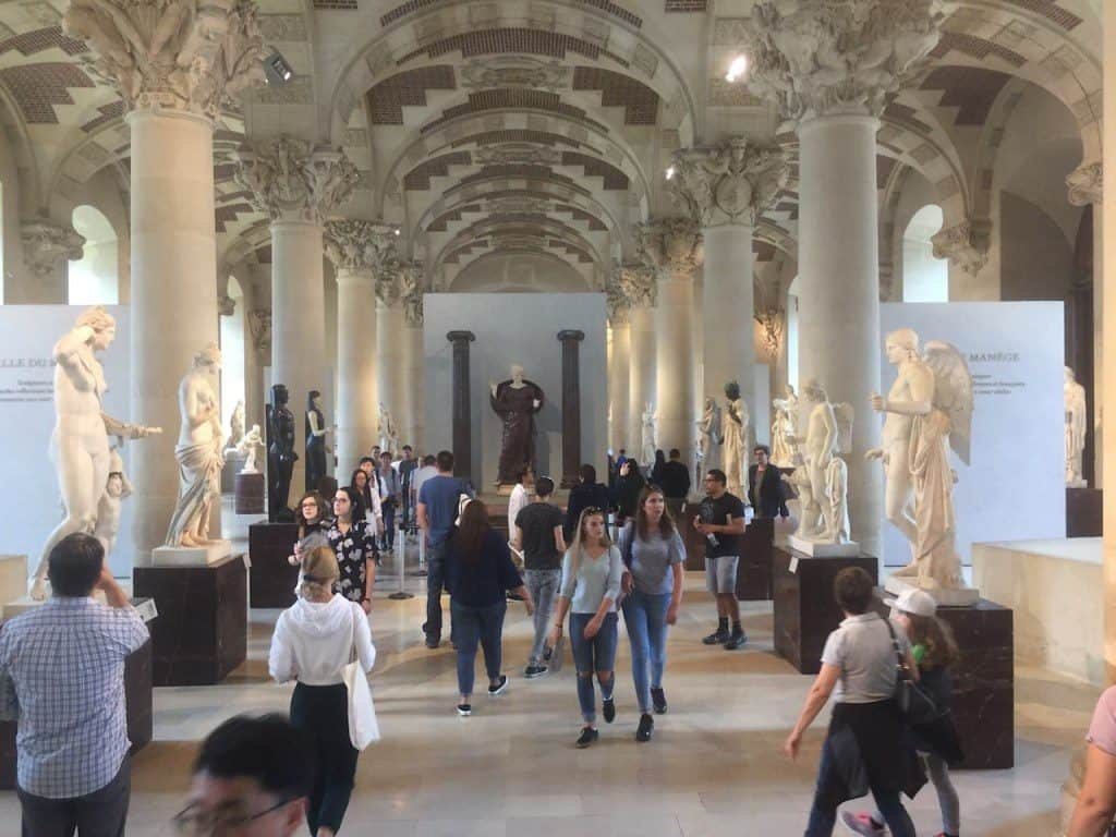 Museo del Louvre: antigüedades griegas