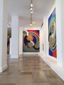 Delaunay im Museum für Moderne Kunst der Stadt Paris