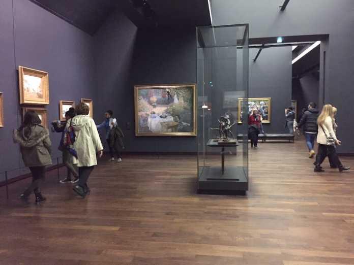 Los Museos Abiertos por la Noche en París