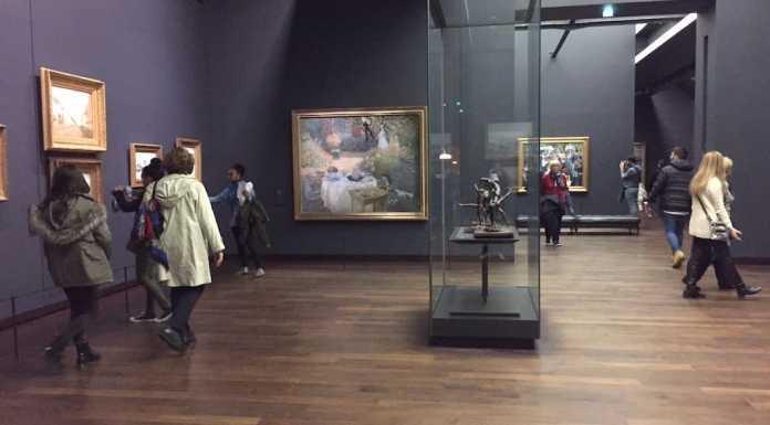 Museo de Orsay en horario nocturno