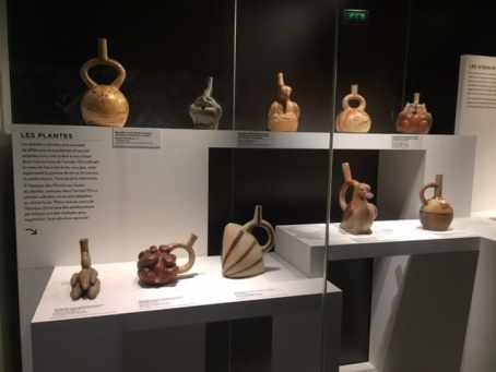 Objetos peruanos antes de los Incas – Museo de Quai Branly – París