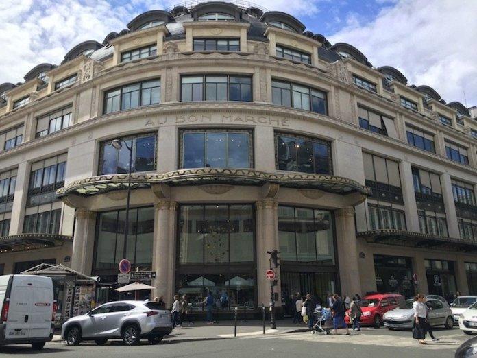 Grandes almacenes Le Bon Marché París