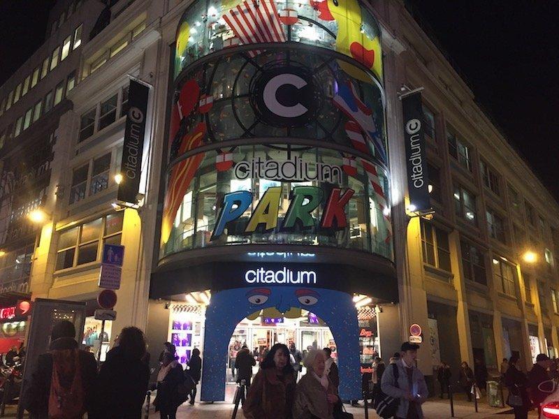 Citadium - Casual Warenhuis