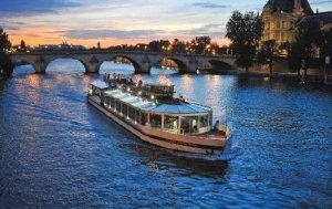 Paris en Scène Dinner Cruise