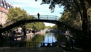 Crucero Paris Canal