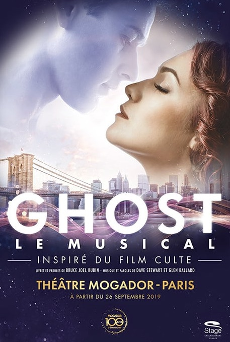 Ghost the Musical- until June 2020