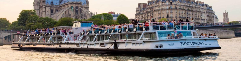 Bateaux Mouches cruise Paris