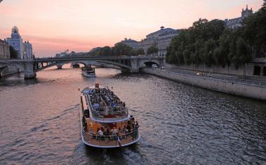 Vedettes de Paris Bootstour