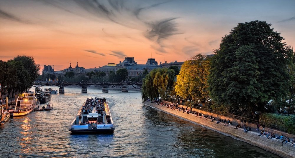 Crucero por el Sena - Paris en 3 días