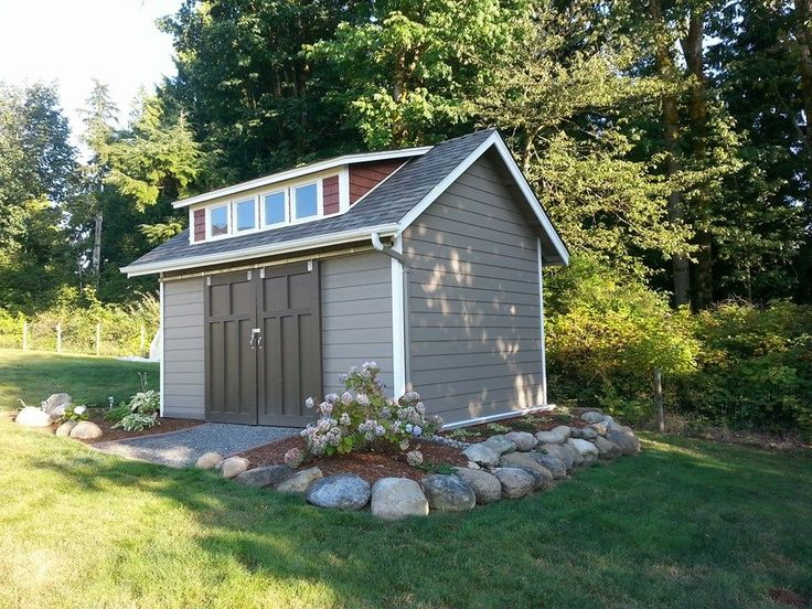 Spruce up your backyard with a shed and Landscaping | STILLA on Backyard Landscaping Near Me id=27734
