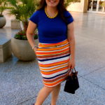 What I Wore: Vegas Outfits (when I wasn't wearing a work shirt…)