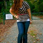 #YOLOMONDAYS – Peplum & a Giveaway from Penelope Lane Clothing!