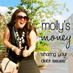 "Ask Molly: ""How do I share my debt issues?"" [Molly's Money]"