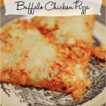 RECIPE: Quick and Easy Buffalo Chicken Pizza