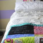 Custom T-Shirt Quilt Giveaway + #FundayMonday Link-Up!