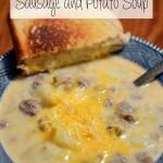 RECIPE | Yummy Sausage & Potato Soup