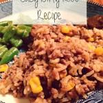 RECIPE | Molly's Cajun Dirty Rice & Funday Monday Link-Up