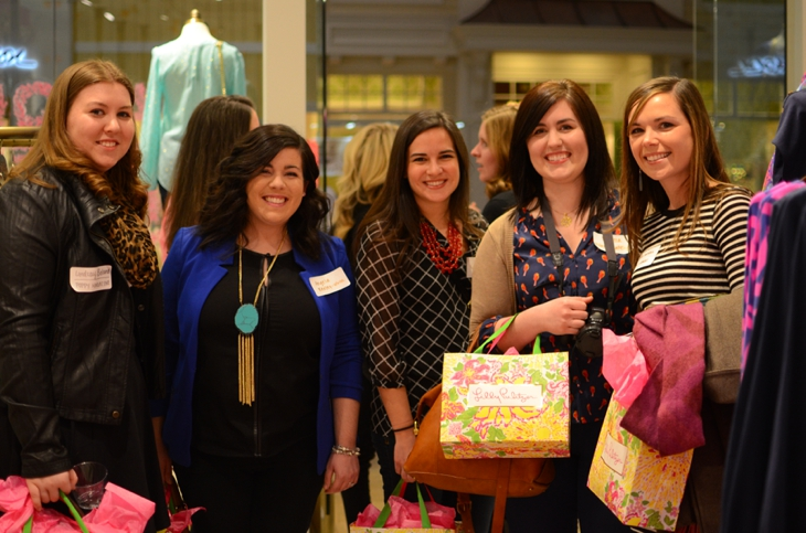 triFABB Meetup at Lilly Pulitzer Southpoint (6)