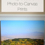 REVIEW | Artsy Couture Photo-to-Canvas Prints