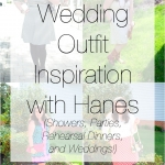 Wedding Season Outfit Inspiration with Hanes & Funday Monday Link-Up!
