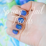 Spring 2014 Nail Trends & Link Up!