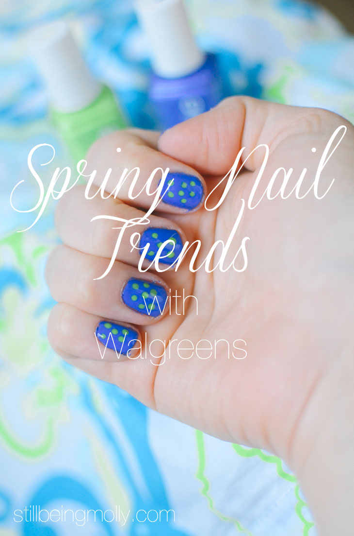 Spring 2014 Nail Trends