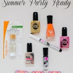 Get Silky Legs and Three Ways to Get Summer Party Ready + Link-Up!