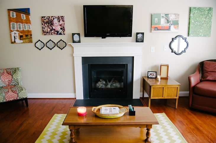 Home Decor | Our Living Room Before and After (1)