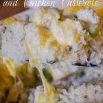 RECIPE | Healthy Broccoli, Chicken and Rice Casserole