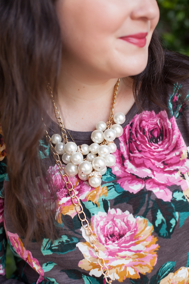 Joules rose sweater dress, Hotter.com Donna heels (7)